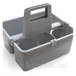 Пластиковая подставка для средств маленькая